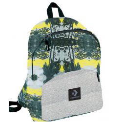 Mochila Converse Tropical Grey 41x34cm.