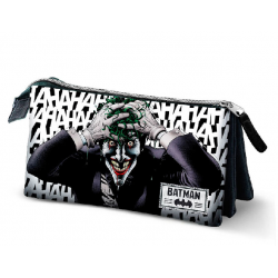 Portatodo Joker Batman DC Comics Triple 10x23,5x5cm.