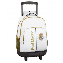 Trolley Compact Real Madrid 32x45x21cm.