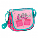 Bolso Bandolera LOL Surprise 22x18x7cm.