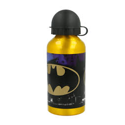 Botella Aluminio Batman DC Comics 400Ml.