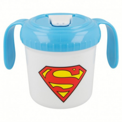 Taza Entrenamiento Superman Marvel Baby 250ml.