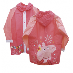 Impermeable Peppa Pig 3 Und.T.2-4-6
