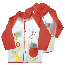 Impermeable Fisher Price 3 Und.T.18-24-36 meses