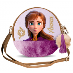 Bolso Ana Frozen Disney 2 Element 18x18x6cm.