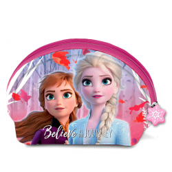 Monedero Frozen Disney 2 Believe 9x12x4cm.