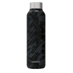 Botella Acero Inoxidable Solid Camo Quokka 630ml