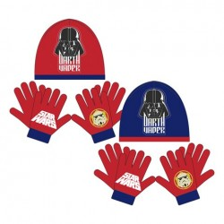 Set Gorro y Guante Star Wars