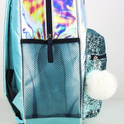 Mochila Casual Brillante Frozen Disney ll
