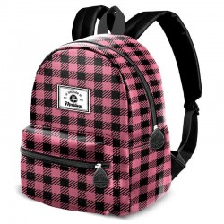 Mochila Fashion Martina Pink 32x27x18cm.