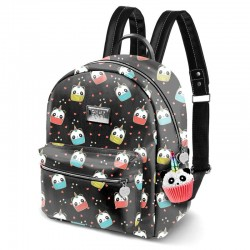 Mochila Fashion Oh My Pop Pandicornio 27x21x15cm.