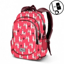 Mochila Oh My Pop Cuzco Adaptable 44cm
