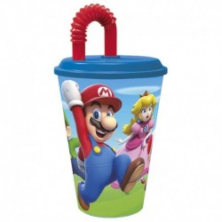 Vaso de Cana Super Mario 430ml