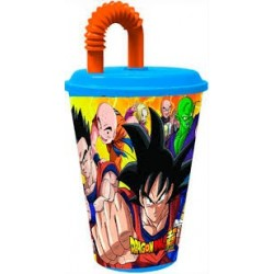 Vaso de Cana Dragon Ball 430ml