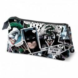 Portatodo Joker DC Comics Triple 11x23,5x5cm.