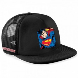 Gorra Premium Superman DC Comics T.54-56-58