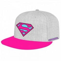Gorra Premium Superwoman DC Comics T.54-56
