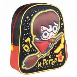 Mochila Harry Potter 3D 26x31x10cm
