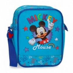 Bandolera Mickey Disney 20x15x6cm
