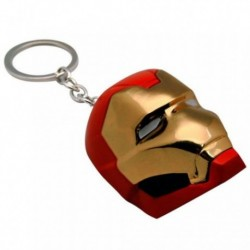 Llavero 3D Iron Man Marvel
