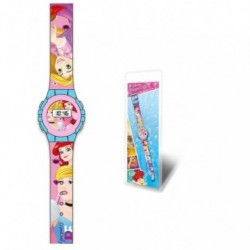 Reloj Digital Princesas Disney