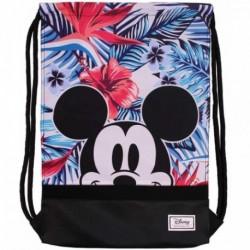 Saco Mochila Mickey Disney 34x47x1cm.