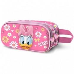 Portatodo Doble 3D Daisy Disney 10x22.5x7cm.