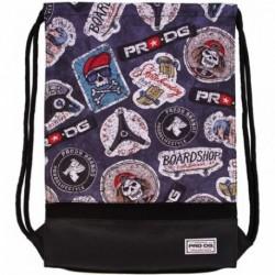 Saco Mochila PRO-DG Storm Stickers 34x47x1cm.