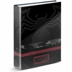 Carpeta A4 Anillas Marvel Venom  33x28x5cm.