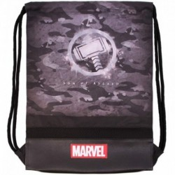 Saco Mochila Marvel Thor 34x47x1cm.