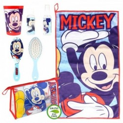 Set Comedor Mickey Disney 23x15,5x8cm.