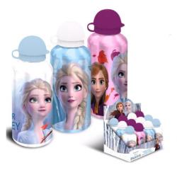 Botella Aluminio Frozen Disney 500Ml.