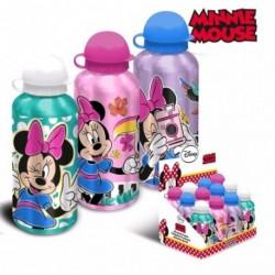 Botella Aluminio Minnie Disney 500ml