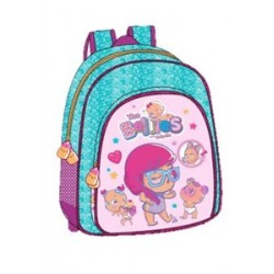 Mochila Infantil Adaptable Carro Bellies Premium 40x30x17cm.