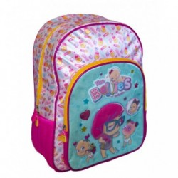 Mochila Infantil Adaptable Carro Bellies Basic 40x30x17cm.
