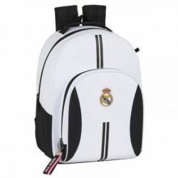 Mochila Real Madrid Adaptable 32x42x15cm.