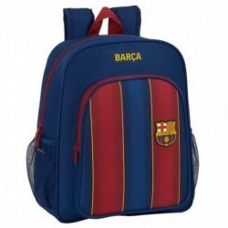 Mochila Junior F.C. Barcelona Adap. 32x38x12cm