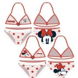 Bikini Minnie Disney Pack 6 und tallas 4,6 y 8 anos