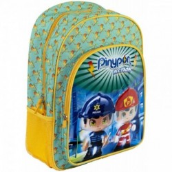 Mochila Infantil Adaptable Carro Pinypon Action 40x30x17cm.