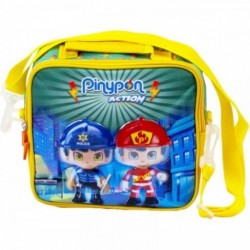 Bolsa Merienda Termica Pinypon Action 23x21x9cm.