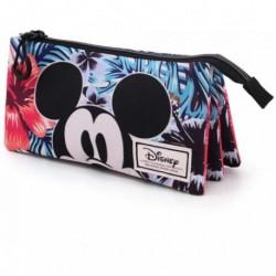 Portatodo Mickey Disney Triple 11x23,5x5cm.