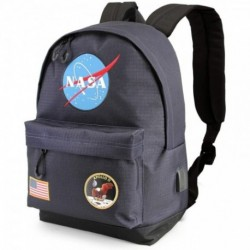 Mochila Nasa Apolo ll Adaptable 30x44x20cm