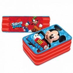 Plumier Triple Mickey Disney