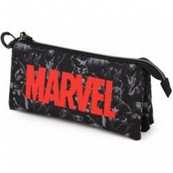 Portatodo Avengers Marvel Triple 11x23,5x5cm.