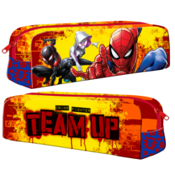 Portatodo Spiderman Marvel Rectangular 6x19x6cm