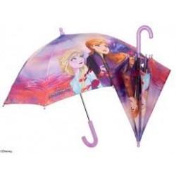 Paragua Manual Frozen Disney ll 42cm.