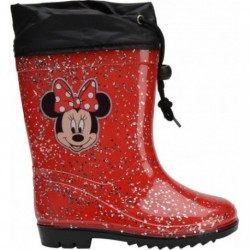 Botas Agua Minnie Disney 12Und. T.25 al 34
