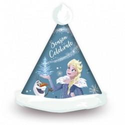 Gorro Papa Noel Frozen ll Disney