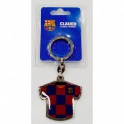Llavero FC Barcelona Metalico