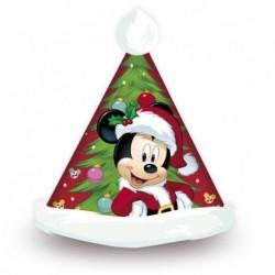Gorro Papa Noel Mickey Disney